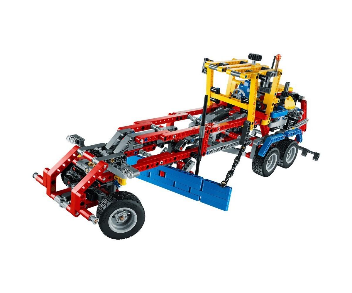 niveleuse lego technic 42024