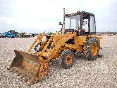 tractopelle 580 ck