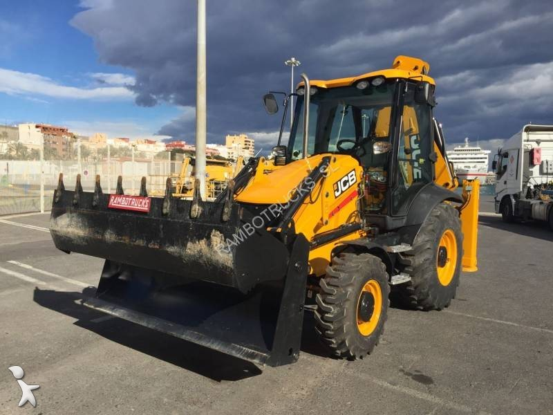 tractopelle jcb 3cx neuf