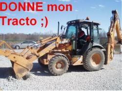 tractopelle orthographe
